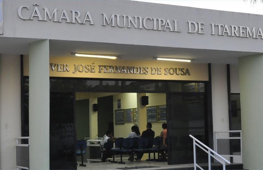 As inscrições podem ser feitas até 31 de outubro (FOTO: Câmara Municipal de Itarema)