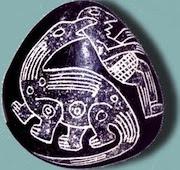 Nazca Pedra Burial