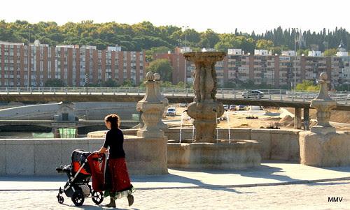 en el Puente de Toledo
