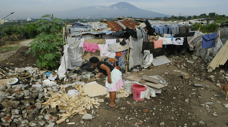 La erradicación de la pobreza es uno de los principales objetivos planteados en la agenda de Desarrollo Sostenible para los próximos 15 años.