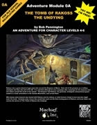 The Tomb of Rakoss the Undying