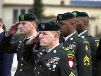"""Зеленые береты"". Фото с сайта army.mil"