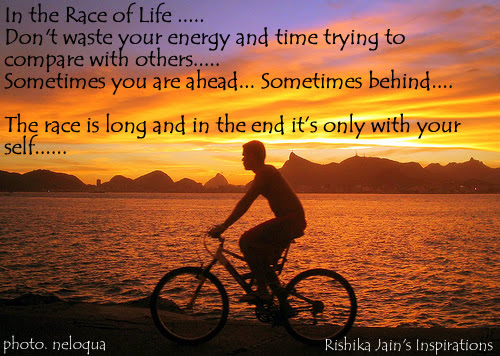 Life Success Quotes Inspirational Quote On Winning The Race Of Life