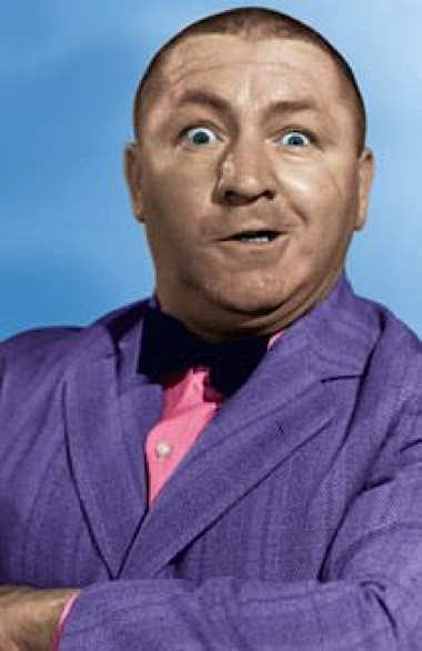 The Top 40: Curly of the Three Stooges: The Funniest Guy ...