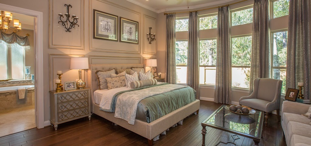Landon Homes Custom Homes The Top Bedrooms Of The Week