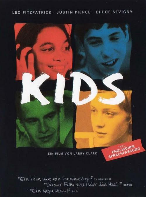 Affiche de Kids, de Larry Clark (1995)