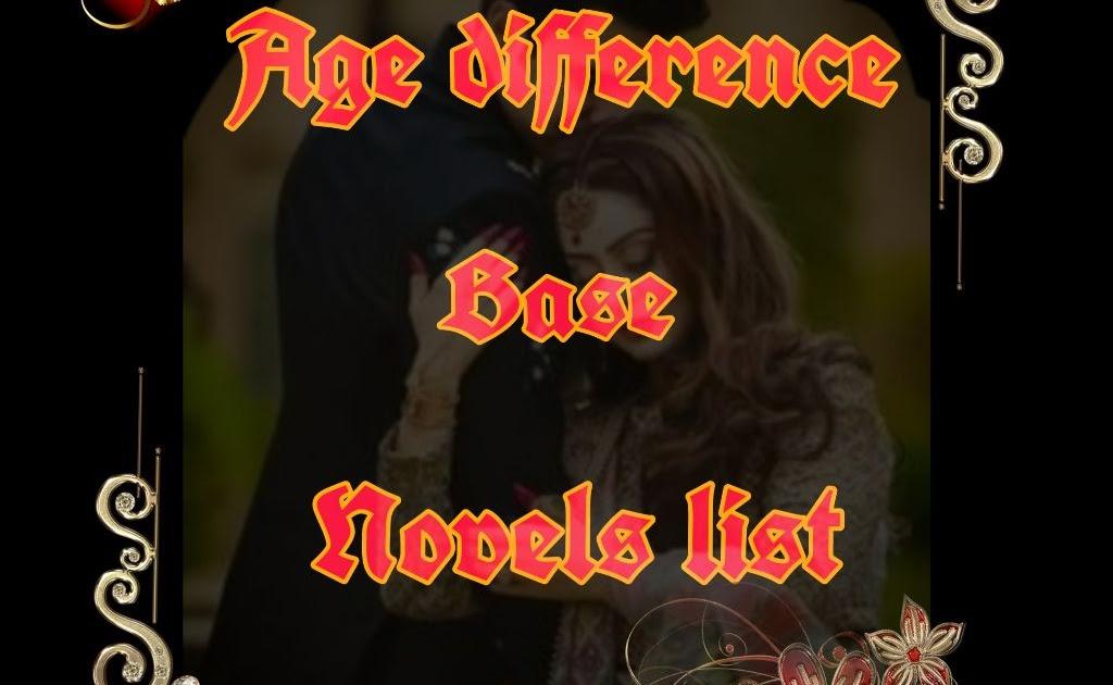 ezreadings: Age Difference Base Novels List