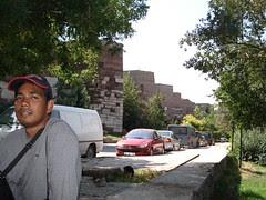 Separuh Jalan Ke Ankara Citadel, Ankara, Turkey