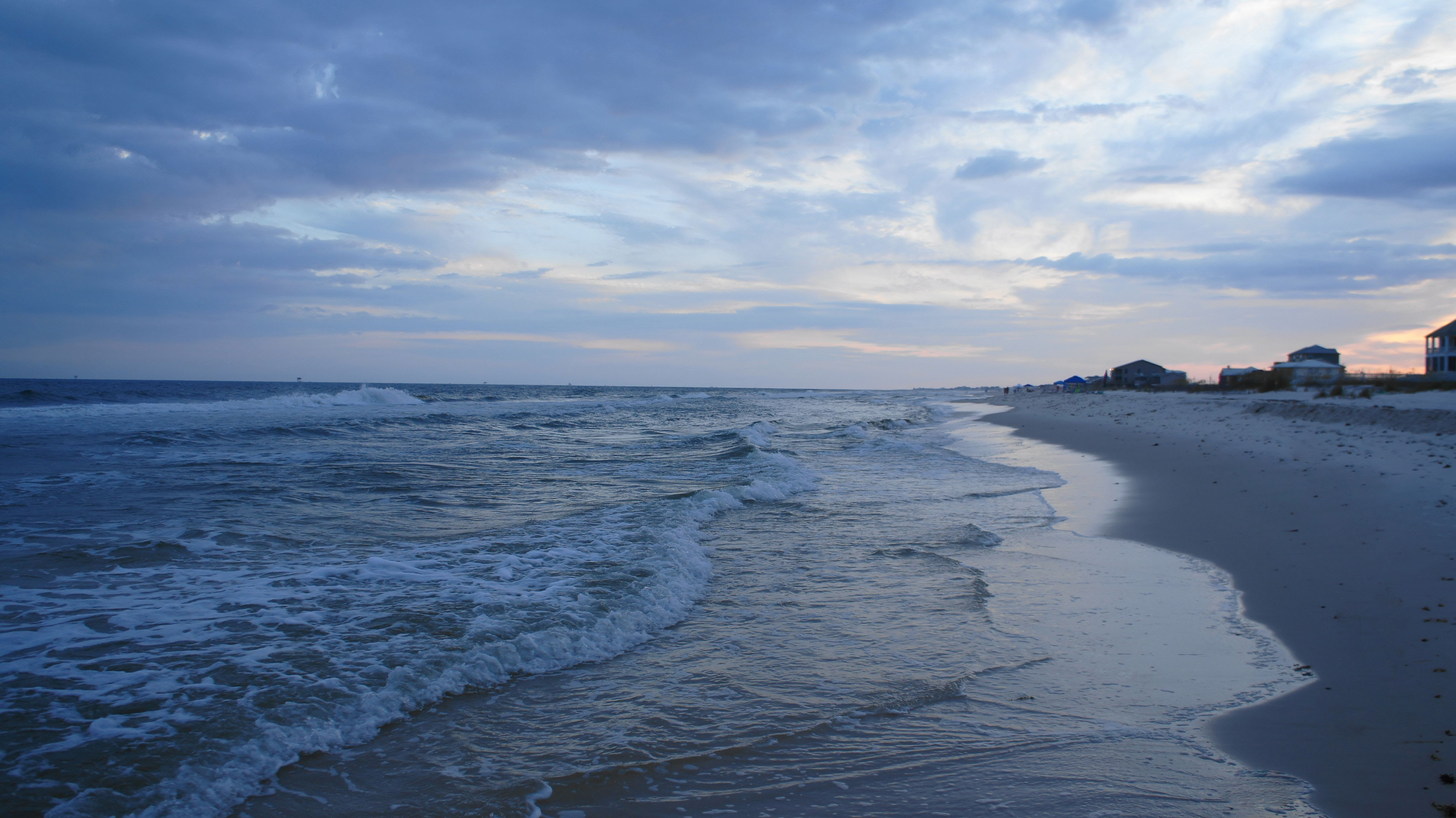 Beach on Fort Morgan in Alabama  Vacations  Pinterest