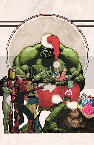 Marvel Christmas Special