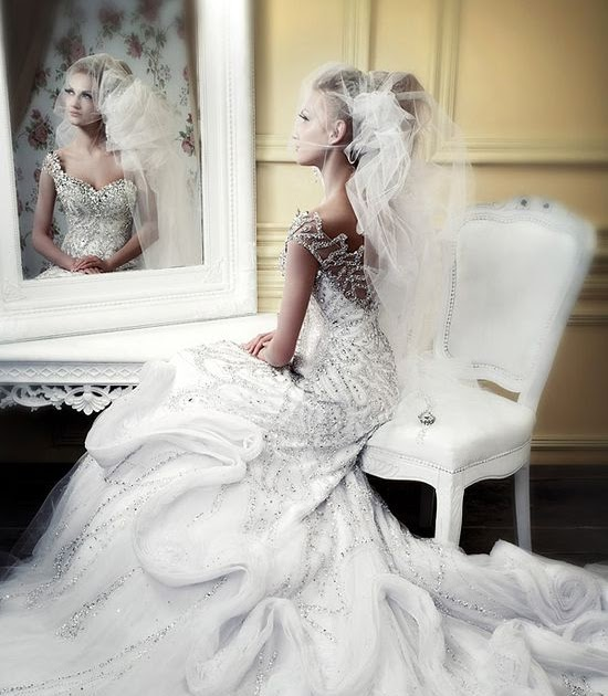 My Wedding Dress Collection: Jill Stuart Wedding Dresses