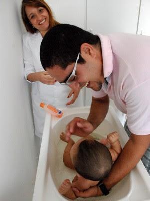 Especialista ensina '10 mandamentos' para pais de primeira viagem (Foto: Ingrid Maria Machado)