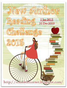 New Authors Reading Challenge 2015