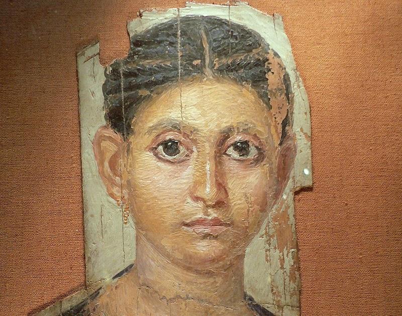 - Arts et Humanité - : Portraits du Fayoum