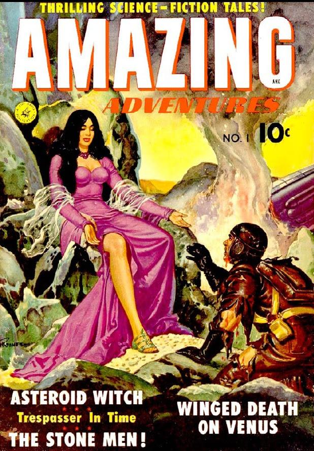 amazing adventures 01