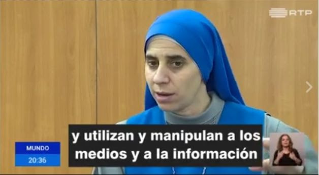 VIDEO. Missionaria argentina ad Aleppo smonta le fake news sulla Siria