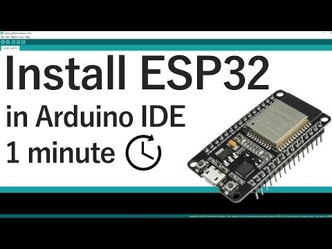 alex9ufo 聰明人求知心切: nstalling the ESP32 Board in Arduino IDE