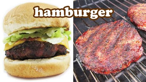 hamburger recipe hamburgers cheeseburger burger
