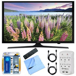 Samsung UN50J5000 - 50-Inch Full HD 1080p LED HDTV Essentials Bundle