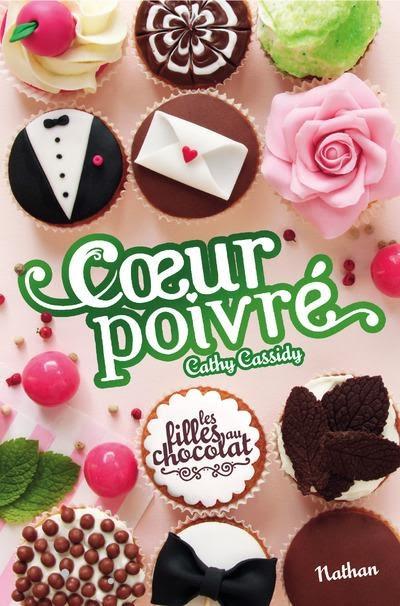 Couverture Les filles au chocolat, tome 5.75 : Coeur poivré