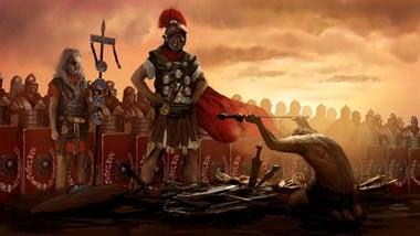 Roman Victory