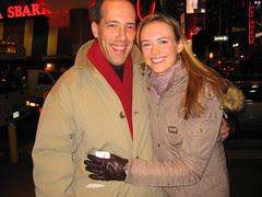Steve and Amanda