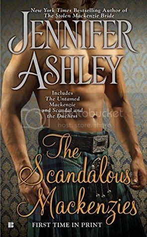 The Scandalous Mackenzies Cover