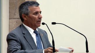 José Vargas, president de l'Associació Catalana de Víctimes d'Organitzacions Terroristes, en una imatge d'arxiu (ACN)