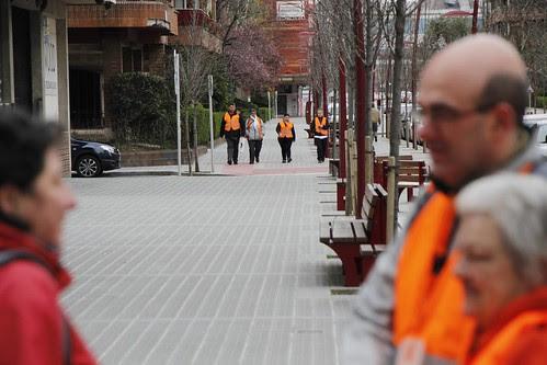 Voluntarios en la Bilbao-Bilbao 2013 Clásica Cicloturista