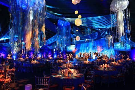 Under the Sea for this Gala in Greenwich, CT with