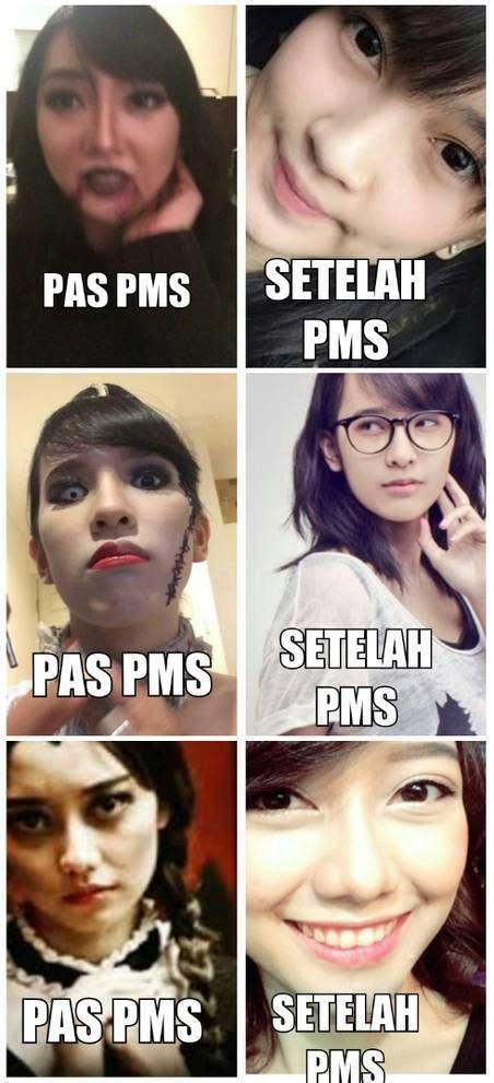 Kocak 23 Meme Lucu Soal Cewe Yang Lagi PMS