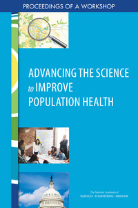 Cover Image: Advancing the Science to Improve Population Health: