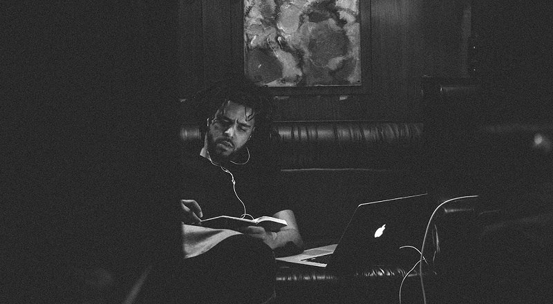 J Cole High For Hours Lyrics Review And Song Meaning