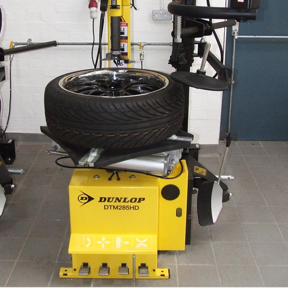 Tyre Machine Tyre Changer Machine Dunlop Dtm285hd