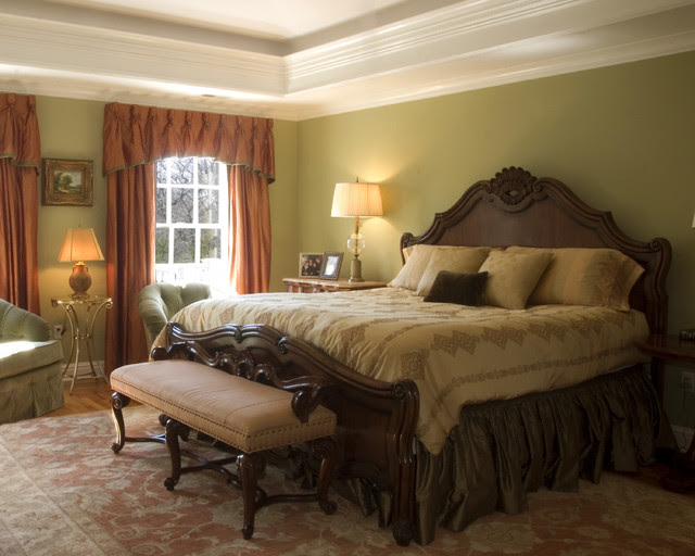 Connie Cooper Designs  Traditional  Bedroom  new york  by Connie Cooper Designs