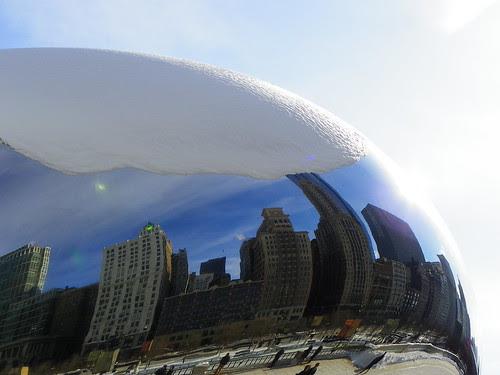Chicago Cloud Gate - The Bean (31)