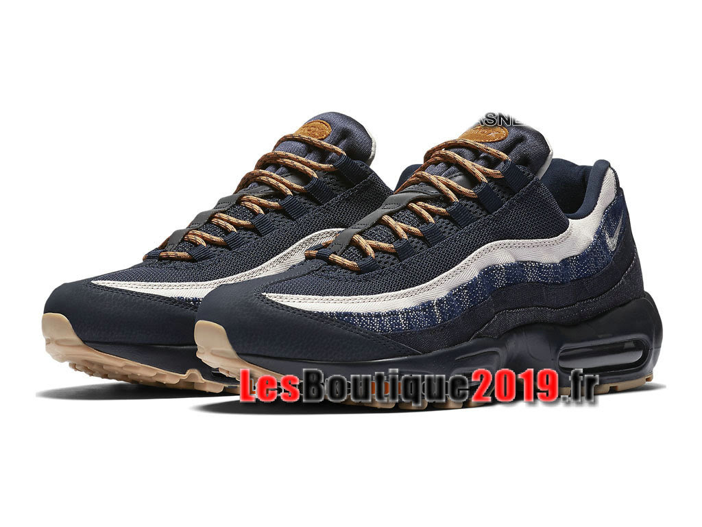 Nike Air Max 95 Premium Gs Denim Womenskidss Nike