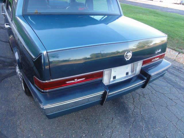 1986 Cadillac Seville Elegante Sedan Blue Nice L@@K NR ...