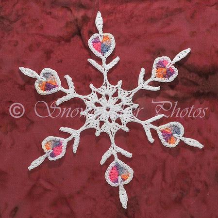 Medallion III Snowflake