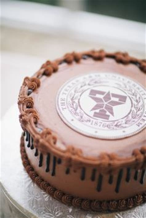 Texas A&M University Chocolate Groom's Cake   Frosted Art