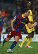 FC Barcelona vs Arsenal Match Pics