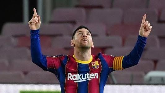 Barcelona Vs Bilbao - Fakta Menarik di Balik 650 Gol Messi, Seret Ronaldo Halaman all - Kompas.com