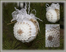 Ёлочный шарик для НГ проекта - 2010.