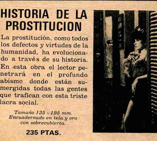 historia de la prostitución
