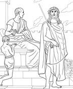 Primera Estación: Jesús es Condenado a Muerte from Viernes Santo