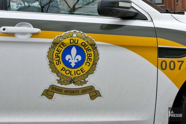 Le sergent-détective de la Sûreté du Québec Jean... (Photothèque Le Soleil)