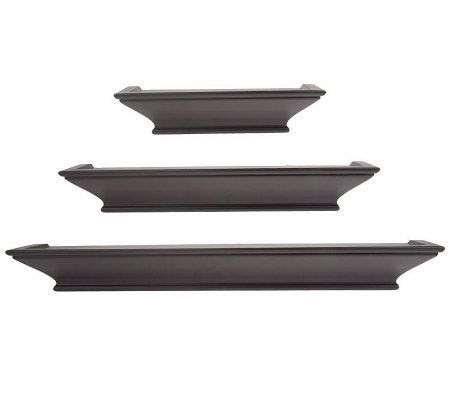 QVC v23341 Decorative Ledges with Level-Line