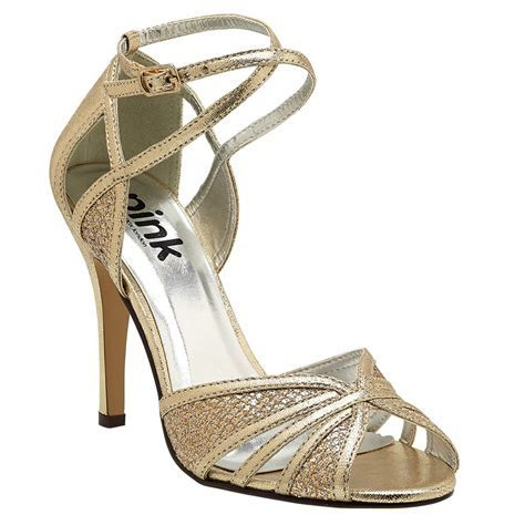 Metallic Wedding Shoes Offer the Perfect Solution for