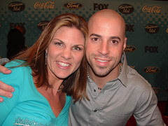 Shannon Smith & Chris Daughtry
