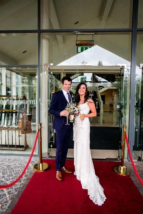Childhood Sweethearts Wed at The Heritage Killenard